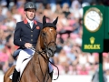 Scott Brash auf Hello Sanctos, GBR