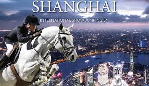 Global Champions Tour von Shanghai