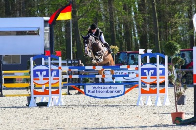 Bad Segeberg Jumping International, Theresa Ripke erste Siegerin des CSI