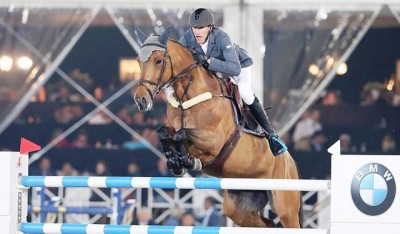 Global Champions Tour, Staut shows serious horsepowerT