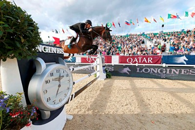 GCT London, Scott Brash storms to ranking lead after Rolf-Göran Bengtsson wins London Grand Prix