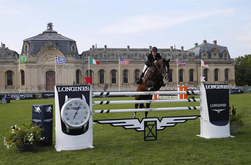 GCT Chantilly, Top Riders from 19 different countries set to compete spectacular Chantilly