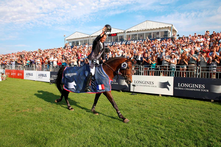 GCT Chantilly, Ranking battle tightens dramatically as Gregory Wathelet wins Grand Prix