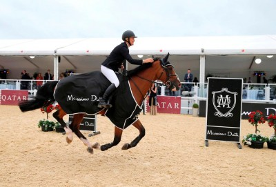 GCT London, Great Britain's Laura Renwick takes the final title in London