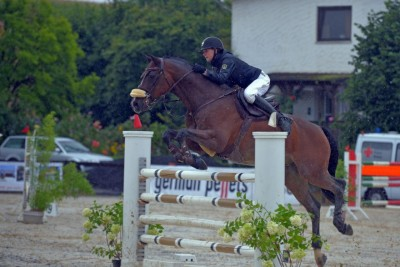 German Horse Pellets Tour bei den Ronneburger Reitertagen