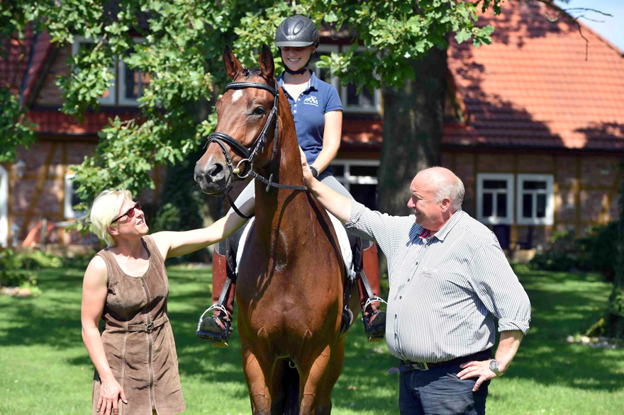 German-Horse-Forum, Dressage Date Deluxe in Rulle