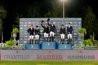 GCT Valkenswaard, Rolf and Harrie's dream victory as team show jumping lifts off