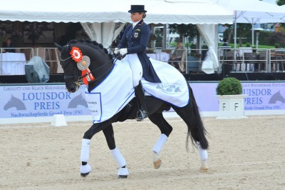 Peterhof Dressur Gala, Deutschlands beste Youngster