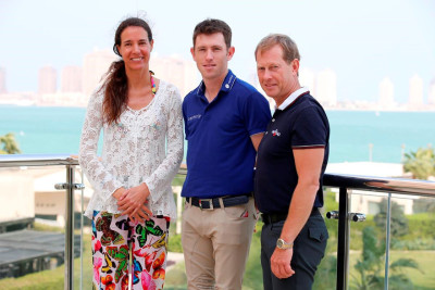 GCT Doha, Title contenders on tomorrow's Grand Prix cliffhanger and next year's team-based Global Champions League