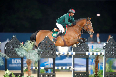 GCT Doha, Riders gear up for championship climax as speed demon Abdelkebir wins opener