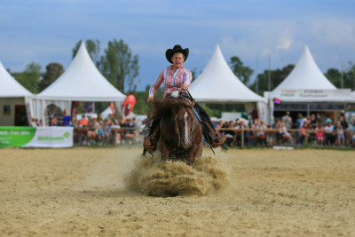 EQUITANA Open Air 2016 – Clinics, Showacts und Westernsport