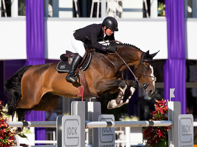 Summer Feeling beim CSI5* International Show Jumping