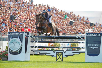 Top Riders from 20 countries set to compete at Longines Global Champions Tour of Chantilly