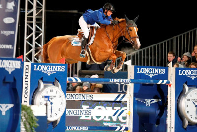 Penelope Leprevost in phenomenal LGCT Grand Prix win
