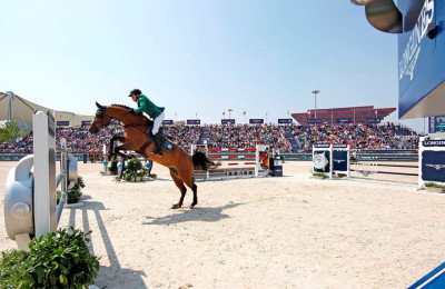 Sharbatly Seizes Grand Prix Win As New Multi-Year Deal For Shanghai LGCT Announced