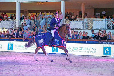 Brilliant Brash beats star-studded field at LGCT Cannes