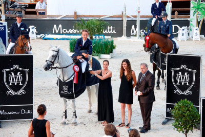 Spectacular World Class Sport at dazzling opening day of LGCT Monaco