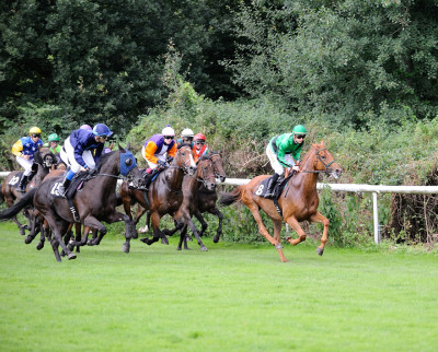 Top-Jockeys, Meeting-Analyse, glückliche Sieger - Derby-Meeting 2016