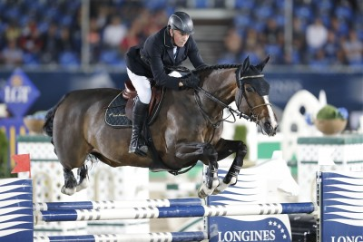 Unbeatable John Whitaker and Bertram Allen stretch ranking lead before final showdown