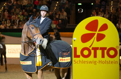 Final Countdown - LOTTO 3plus1 bei der Baltic Horse Show