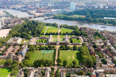 Spectacular New London Venue for Longines Global Champions Tour 2017