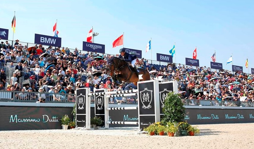 Daniel Deusser magnificent in thrilling Massimo Dutti Trophy