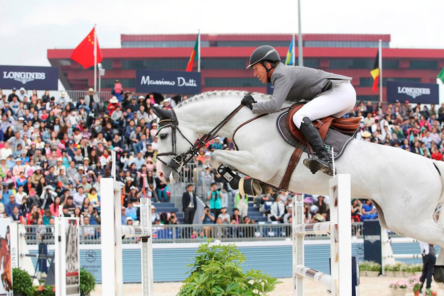 8 out of World's Top 10 at Stunning LGCT Shanghai