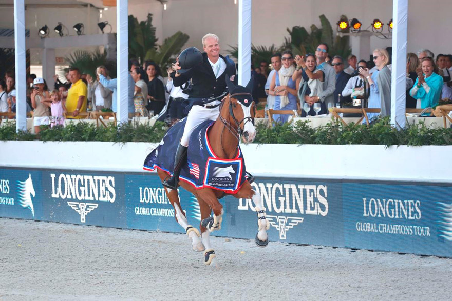 Jérôme Guery Brilliant in Breath-Taking LGCT Grand Prix of Miami Beach