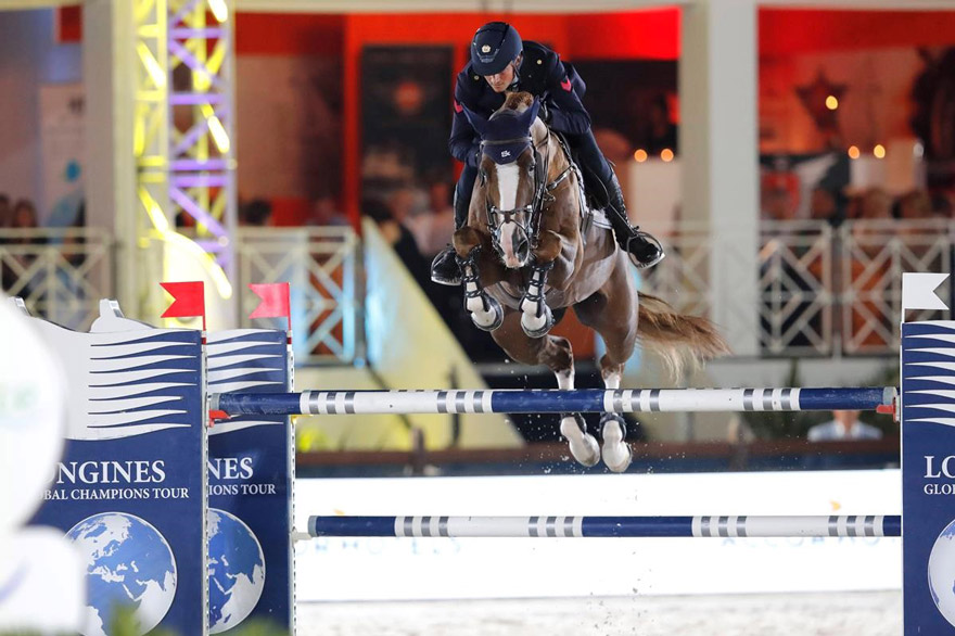 Lorenzo Lights Up LGCT Cannes with Spectacular CSI5* Win