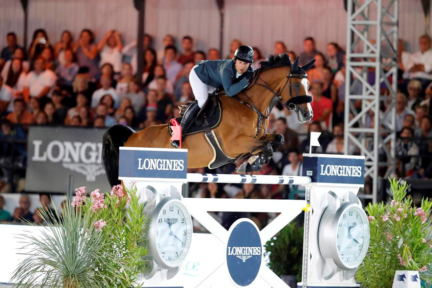 Moya Stars in LGCT Grand Prix of Cannes as Smolders Shoots to Ranking Lead