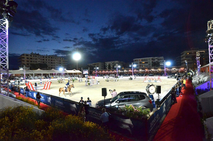 Stars out in force for glittering LGCT Cannes